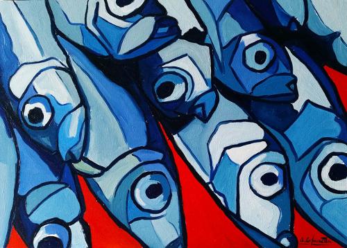 Pesce azzurro - Alessandro Colonnetta