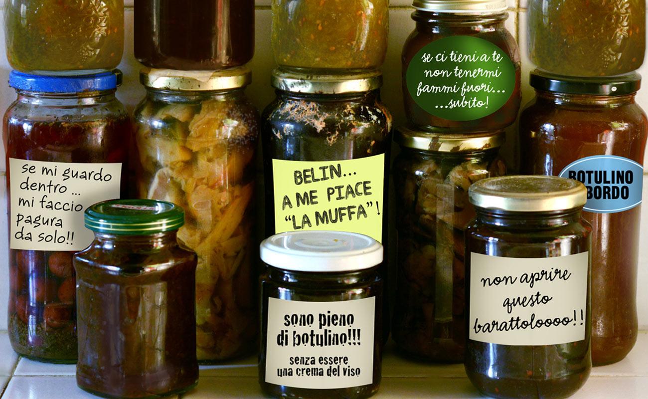 Come Sterilizzare Vasetti Per Conserve botulino: il nemico in conserva - il calendario del cibo