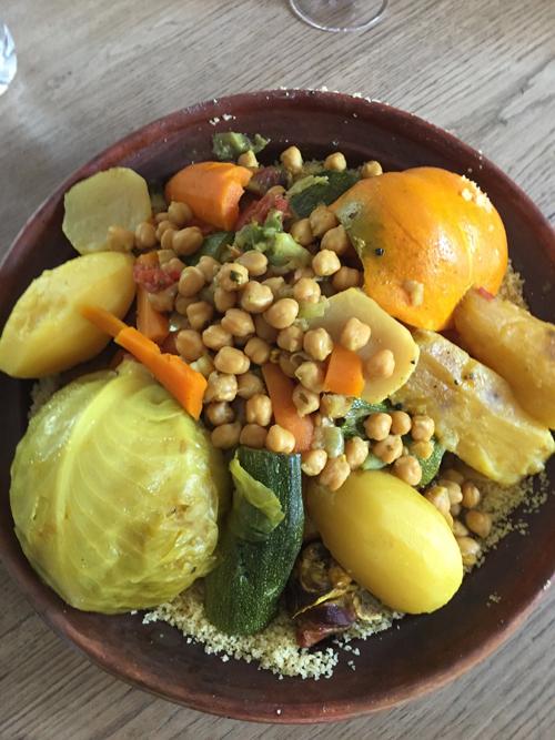 couscous marocchino di Meknes