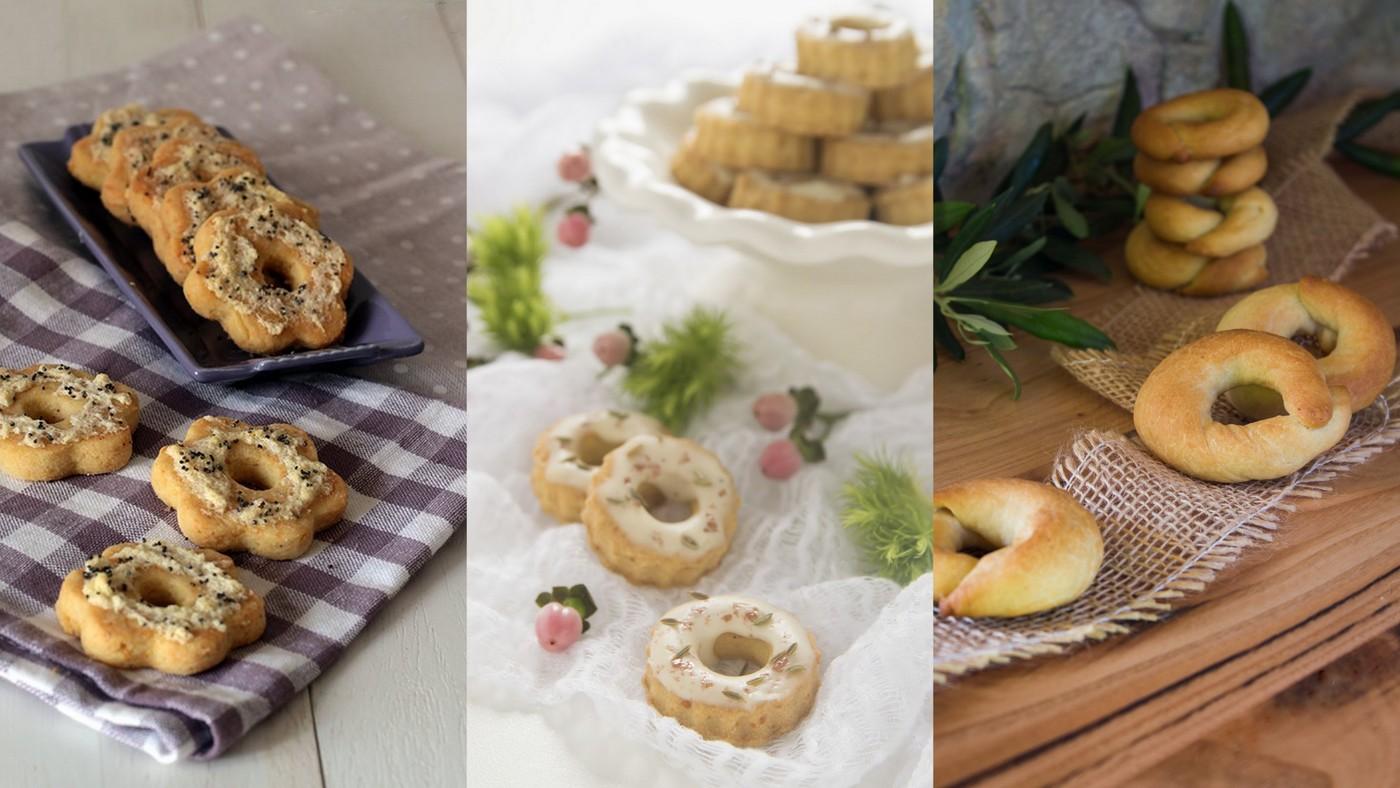 canestrelli dolci e salati
