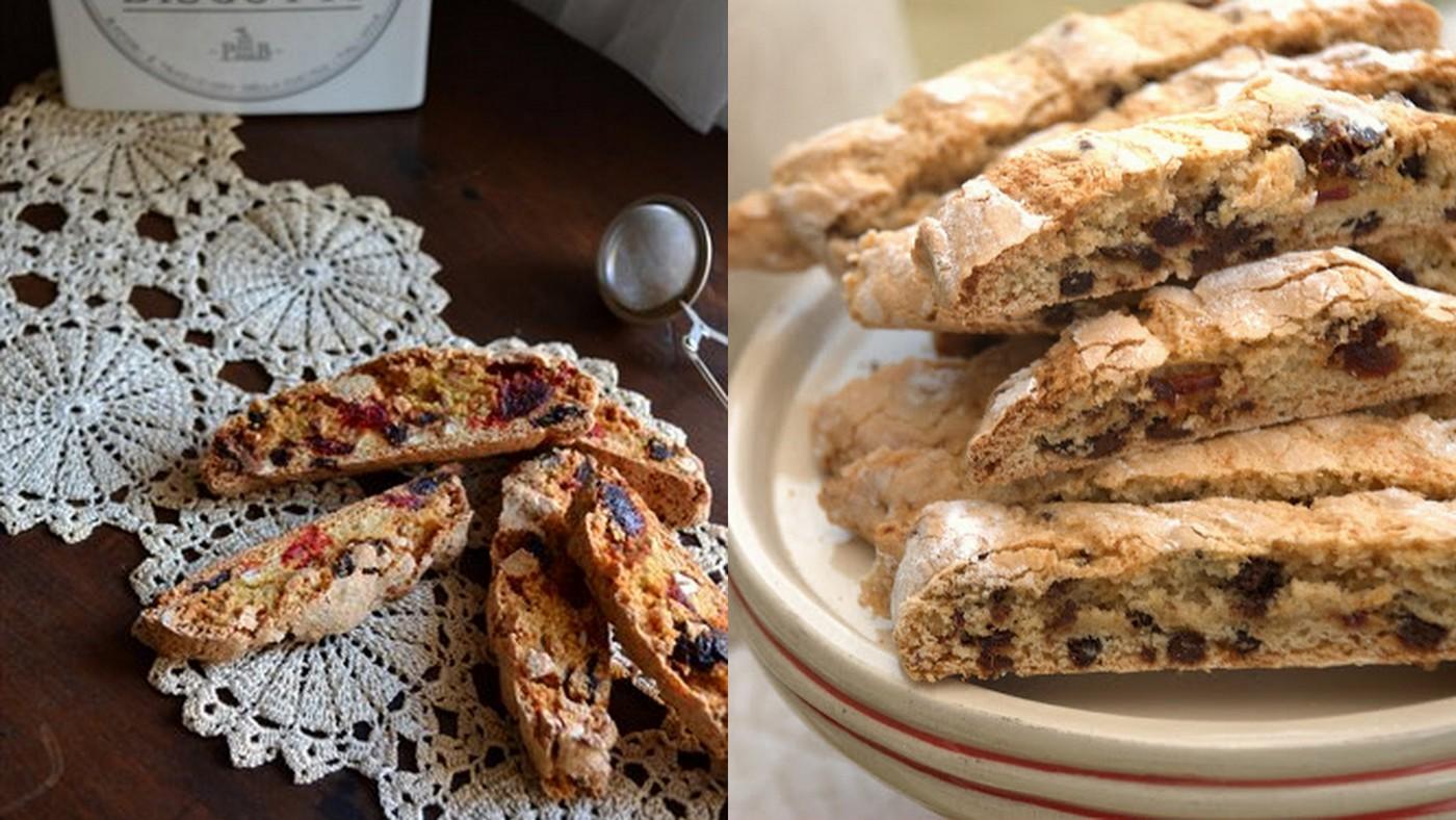 dei biscotti di prato