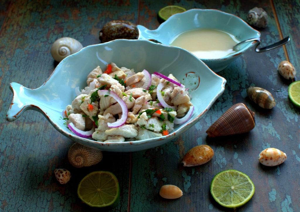 un insalata di mare