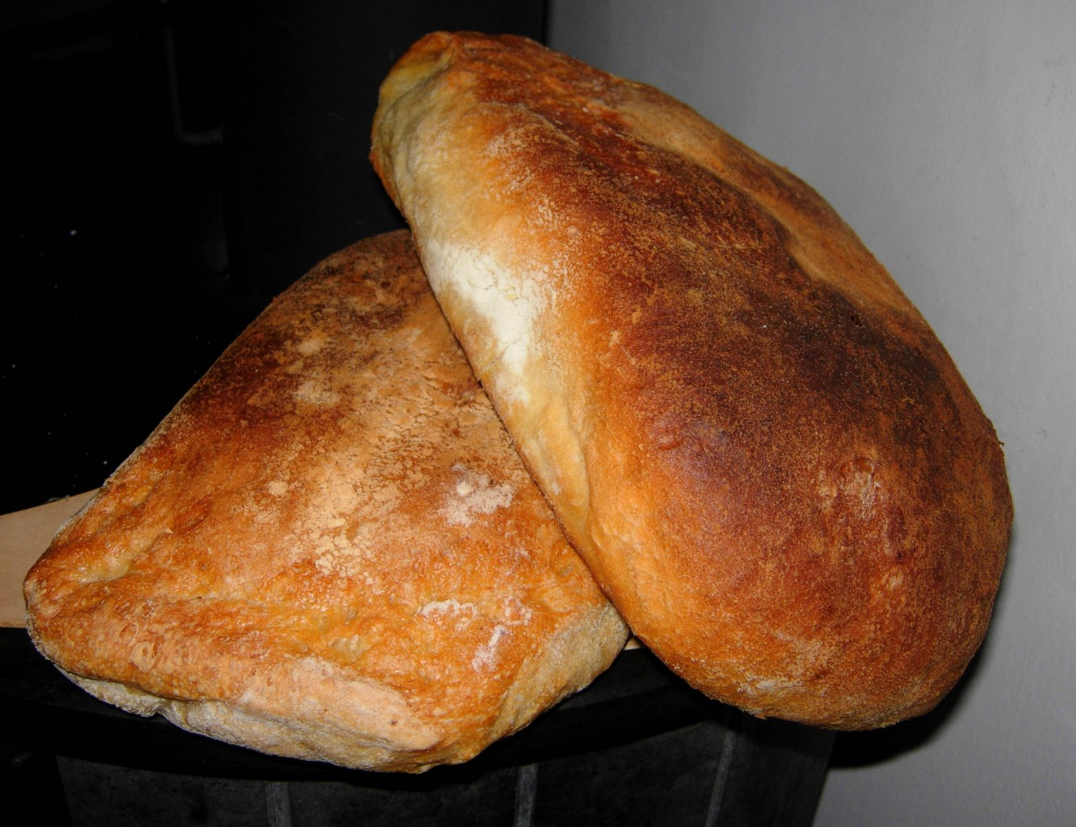 il pane toscano